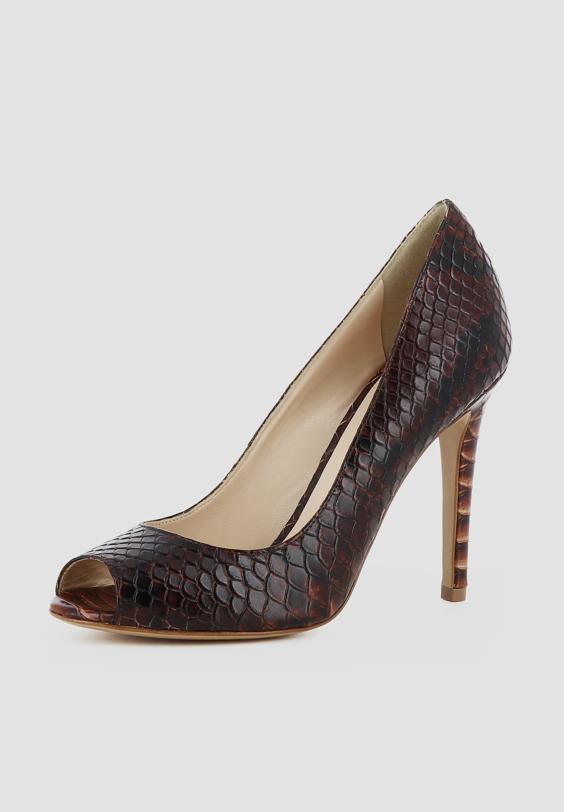 Evita ALESSANDRA - Højhælede pumps - brown 197Xv