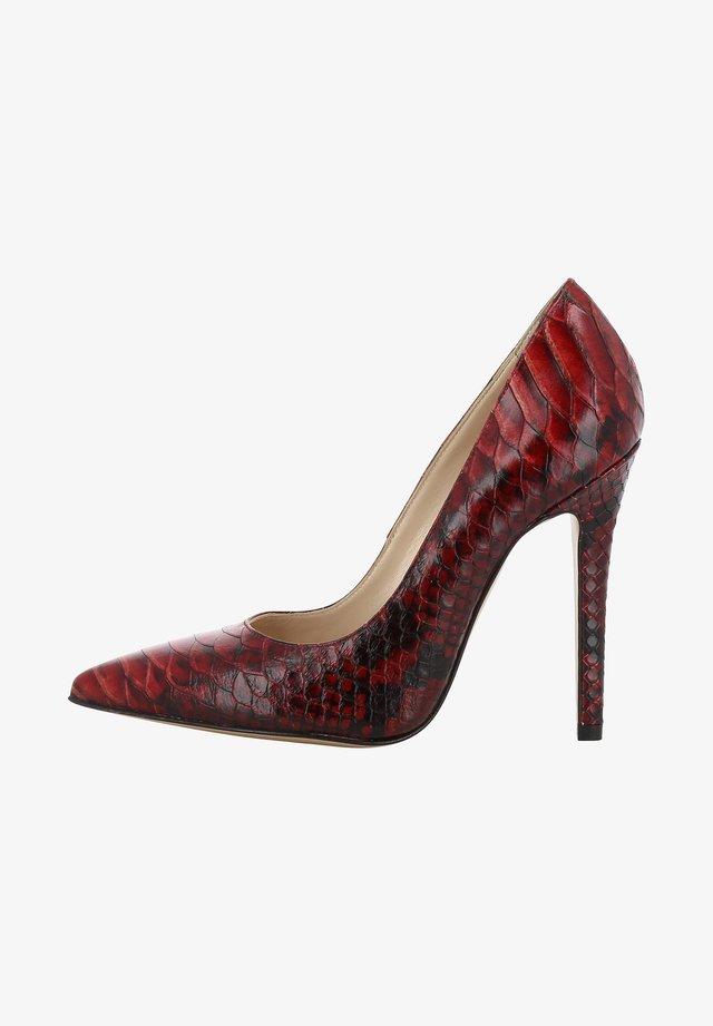 LISA - Escarpins à talons hauts - red