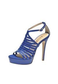 Evita - Sandales à talons hauts - royal blue - 5
