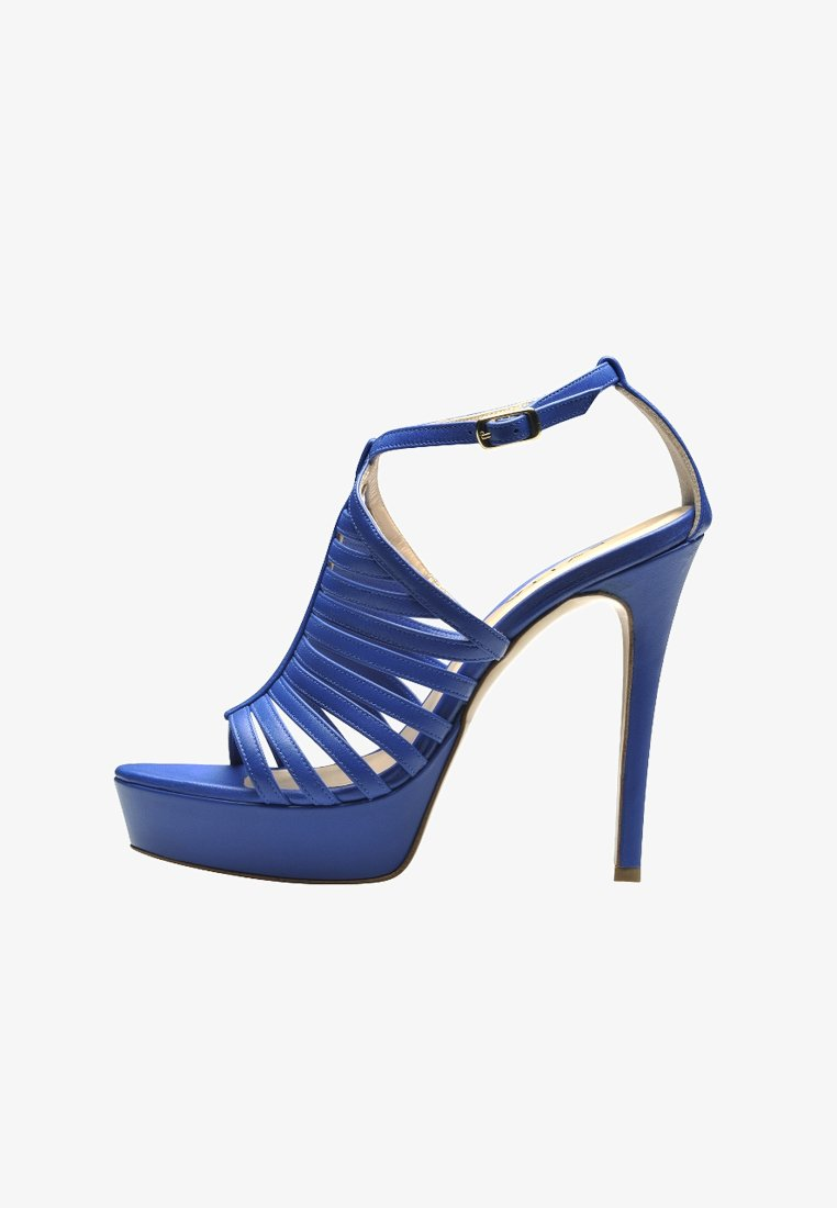 Evita - Sandales à talons hauts - royal blue