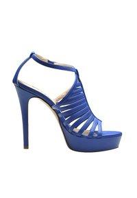 Evita - Sandales à talons hauts - royal blue - 2
