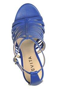 Evita - Sandales à talons hauts - royal blue - 3
