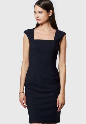 Shift dress - black