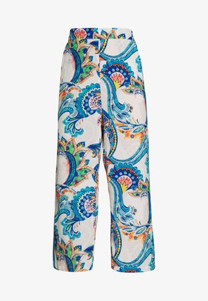 Trousers - multicolour