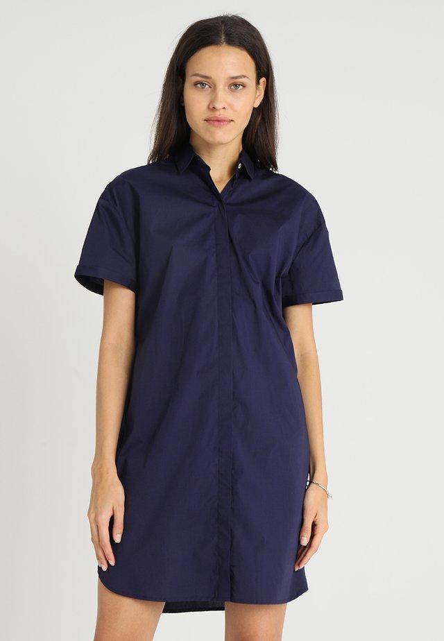 Skjortklänning - navy