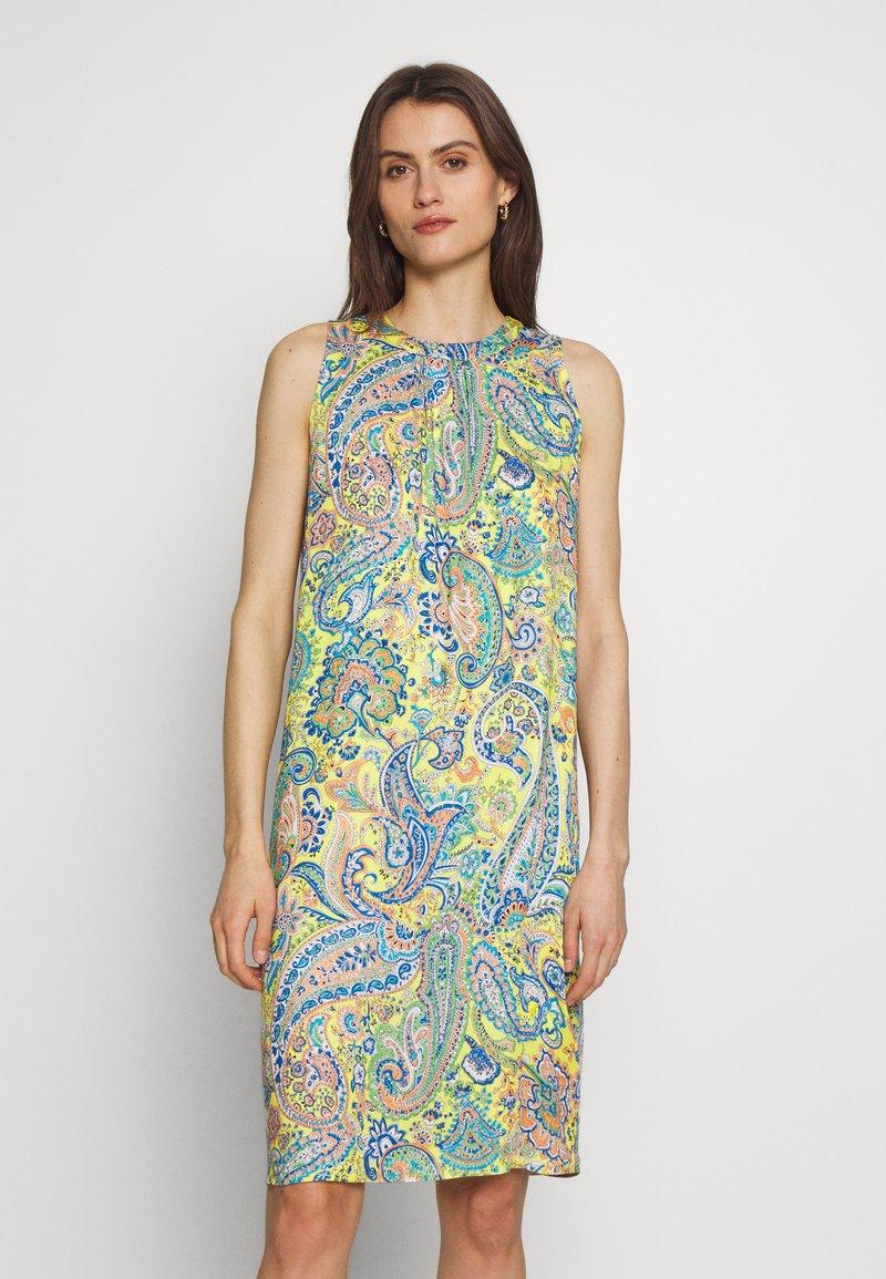 Emily van den Bergh - Denní šaty - yellow