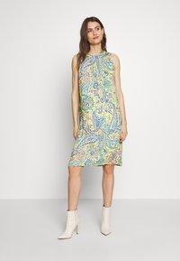 Emily van den Bergh - Denní šaty - yellow - 2
