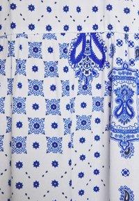Emily van den Bergh - DRESS - Maxi dress - white/blue - 5