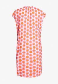 Emily van den Bergh - DRESS - Day dress - white/pink - 1