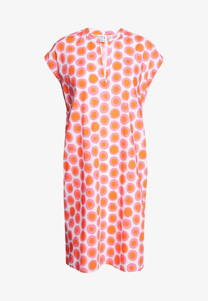 Emily van den Bergh - DRESS - Day dress - white/pink