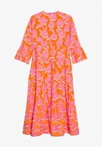 Emily van den Bergh - DRESS - Maxi dress - orange/pink - 1