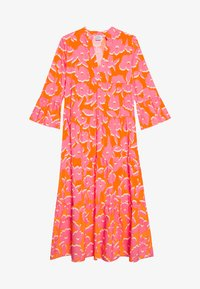 Emily van den Bergh - DRESS - Maxi dress - orange/pink - 0