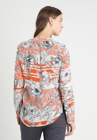 Emily van den Bergh - Blouse - orange/black - 2
