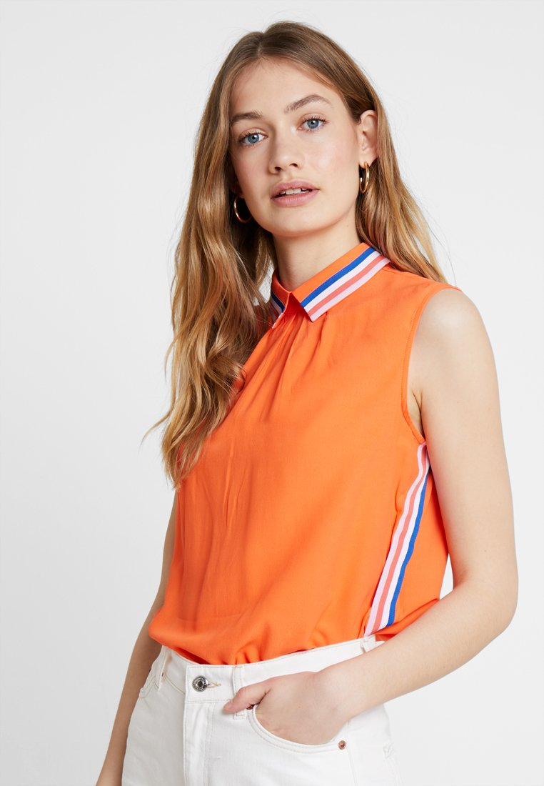 Emily van den Bergh - Blouse - orange