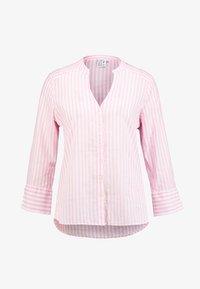 Emily van den Bergh - Button-down blouse - white/pink - 4