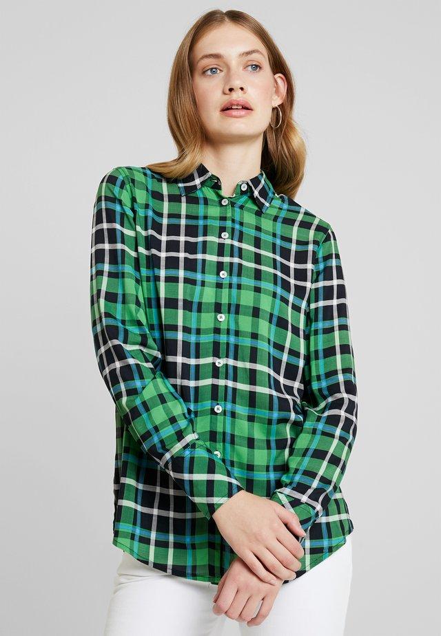 Skjorta - green/black