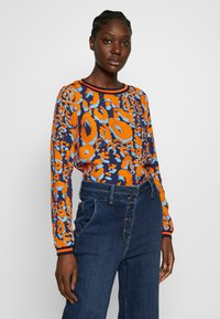 Emily van den Bergh - Blouse - orange - 0