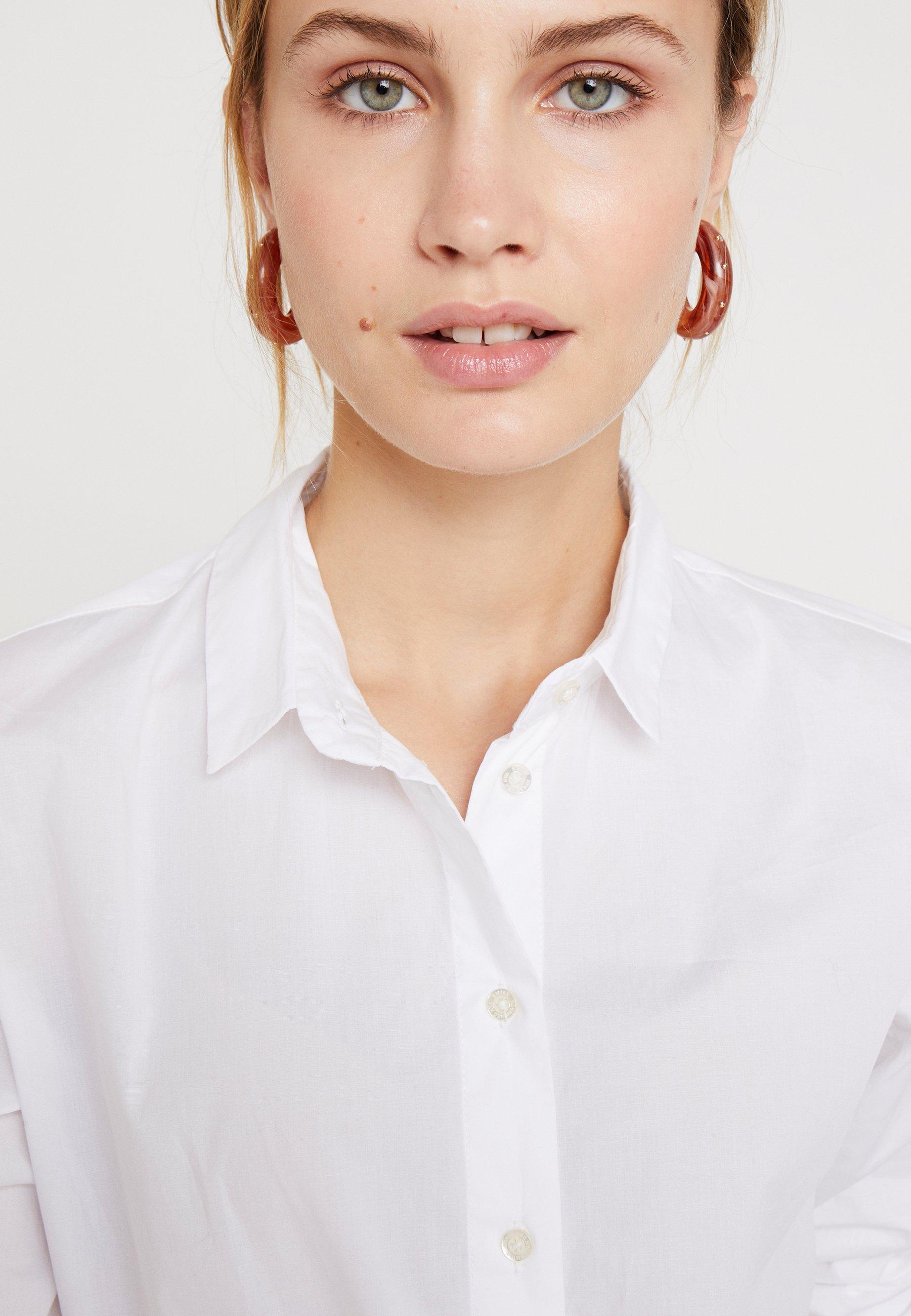 Emily van den Bergh Camisa white