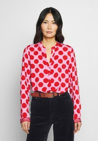 Emily van den Bergh - Blouse - red dots - 0