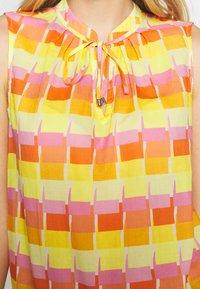 Emily van den Bergh - Blouse - yellow/orange - 4