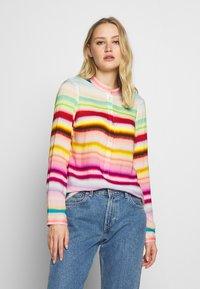 Emily van den Bergh - Blouse - multicolour - 0