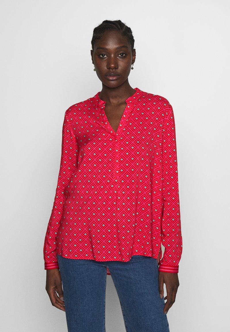Emily van den Bergh - Blouse - pink/red