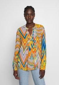 Emily van den Bergh - Blouse - multi-coloured - 0