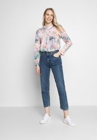 Emily van den Bergh - Button-down blouse - multicolour - 1