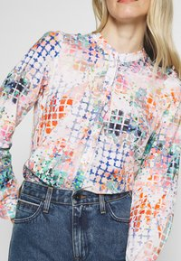 Emily van den Bergh - Button-down blouse - multicolour