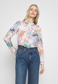 Emily van den Bergh - Button-down blouse - multicolour - 0