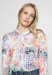 Emily van den Bergh - Button-down blouse - multicolour - 3