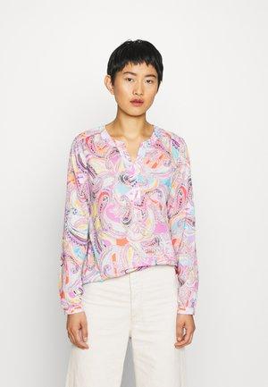 Blouse - multicolour
