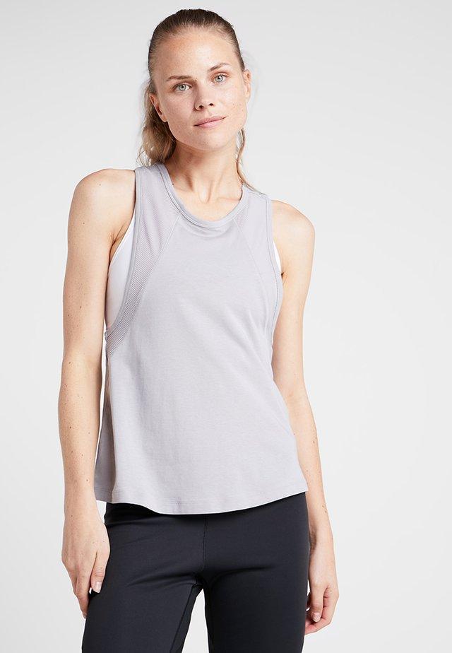 Koszulka sportowa - silver
