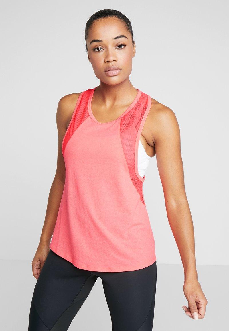 Even&Odd active - Koszulka sportowa - pink