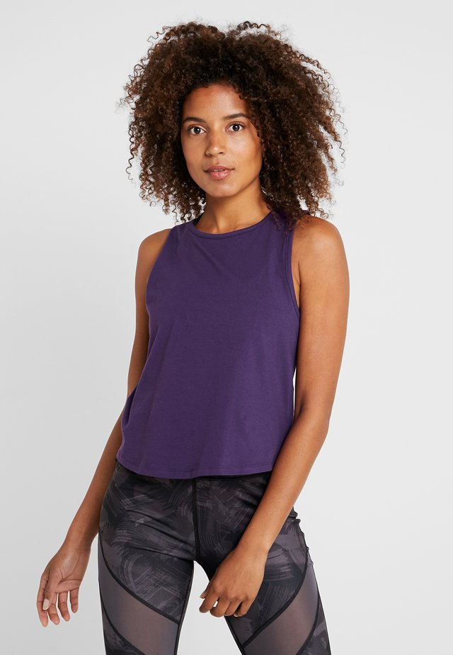 Toppe - purple