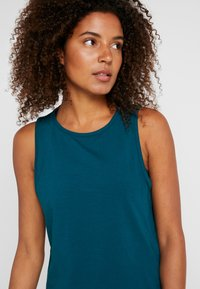 Even&Odd active - Top - turquoise - 4