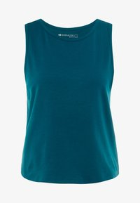 Even&Odd active - Top - turquoise - 3