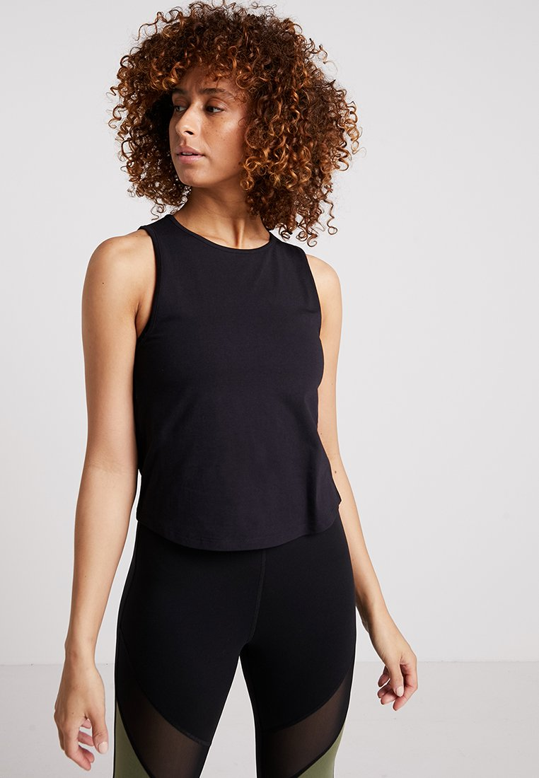 Even&Odd active - Top - black