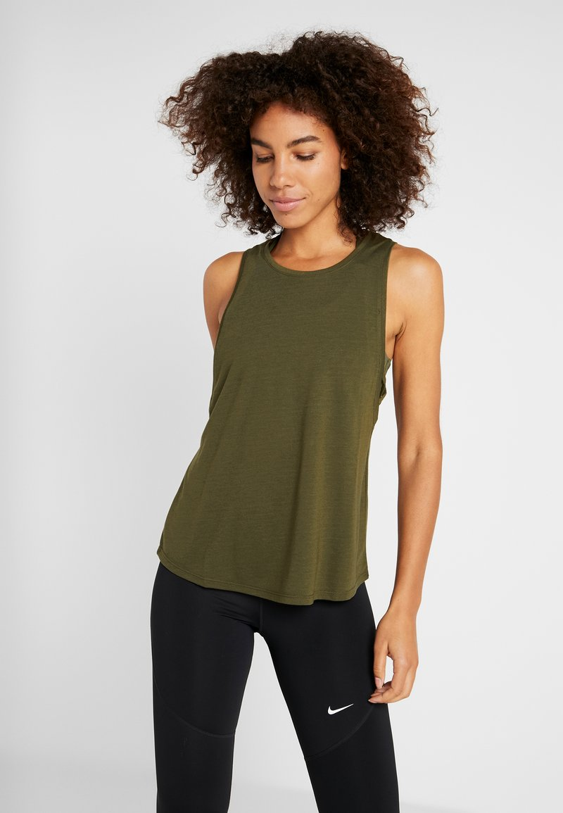 Even&Odd active - Top - khaki
