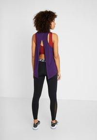 Even&Odd active - Top - purple - 2
