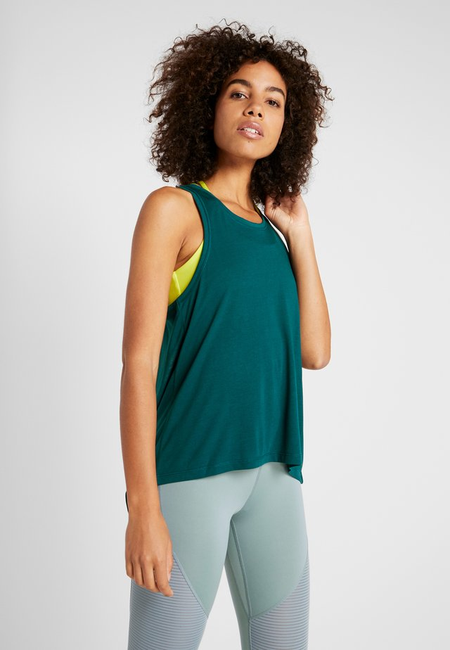 Linne - turquoise