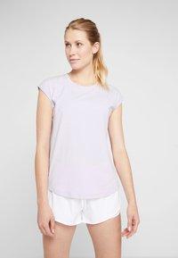 Even&Odd active - Treningsskjorter - lilac - 0