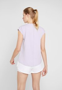 Even&Odd active - Sports shirt - lilac - 2