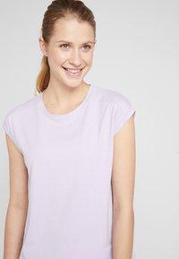 Even&Odd active - Treningsskjorter - lilac - 4
