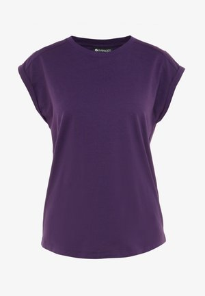 Camiseta de deporte - purple
