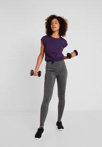 Even&Odd active - Camiseta de deporte - purple - 1