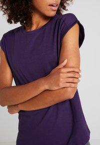 Even&Odd active - Camiseta de deporte - purple - 4