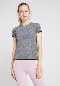 Even&Odd active - Camiseta de deporte - grey melange - 0