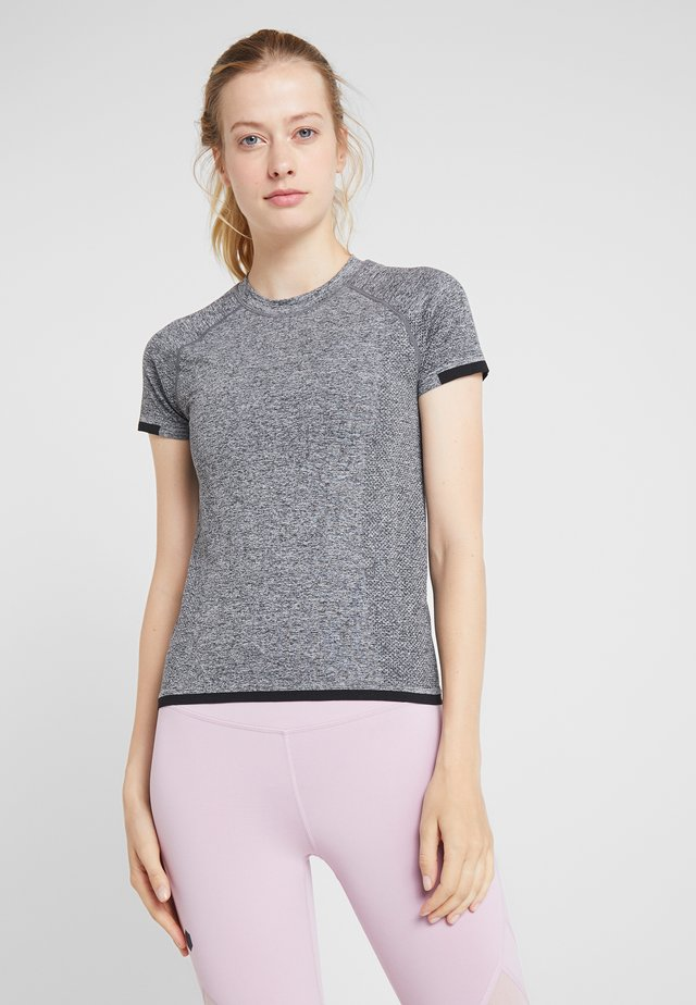 Sports shirt - grey melange