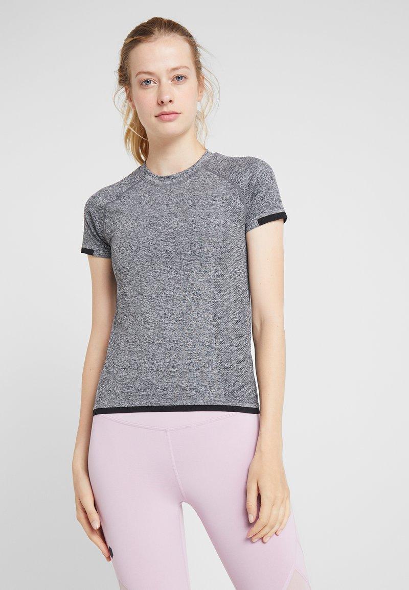 Even&Odd active - Camiseta de deporte - grey melange